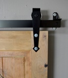 Barn Door Hardware Set